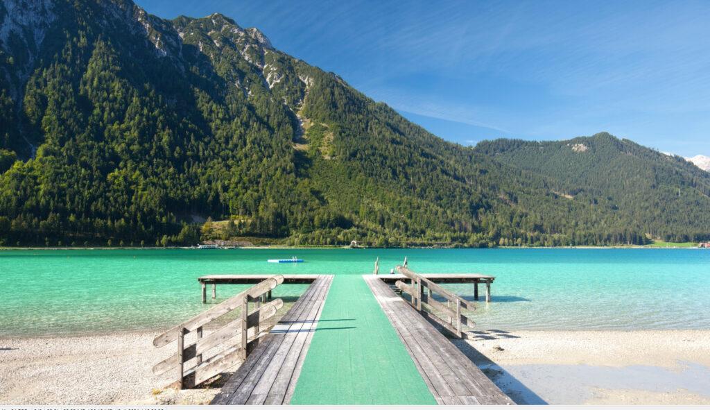 Achensee, reistrends 2021