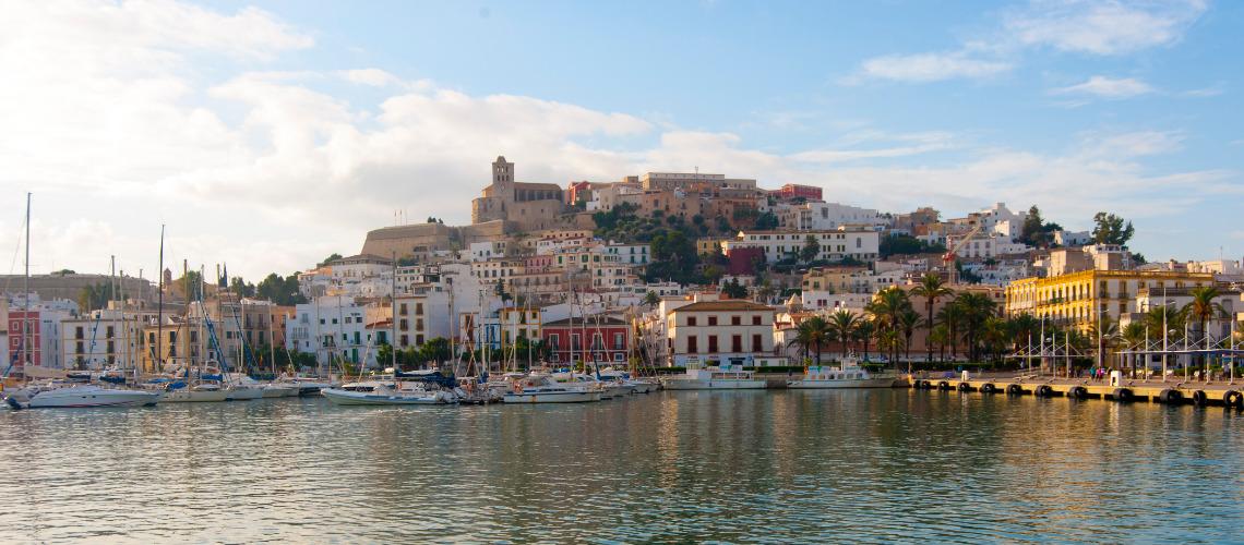 Vakantie Ibiza met kinderen
