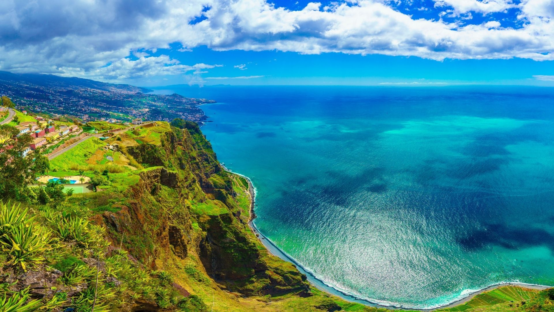 Paradijs, Madeira