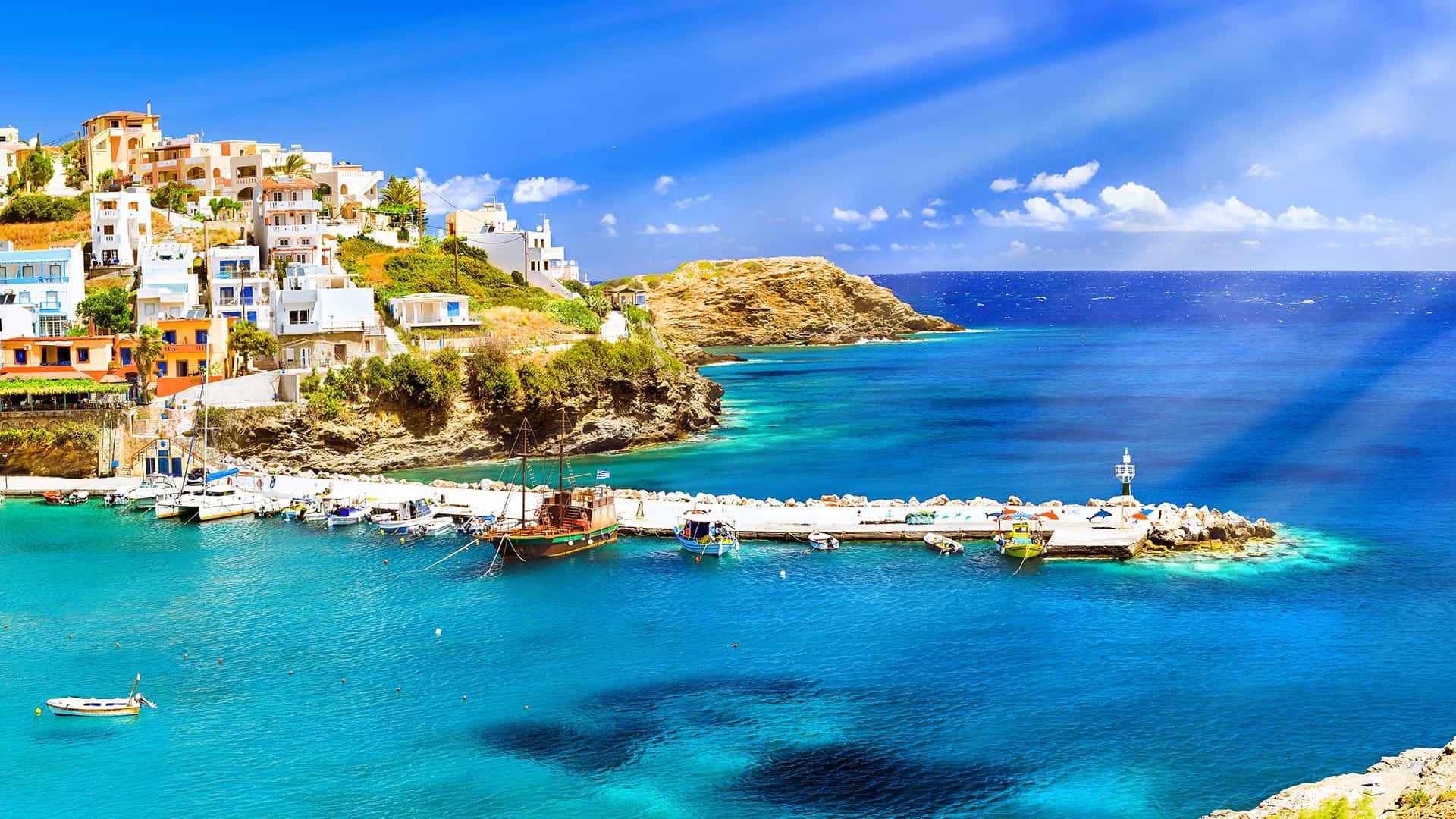 Dit moet je weten als je naar Kreta op vakantie wilt